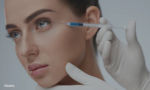 botox featured model